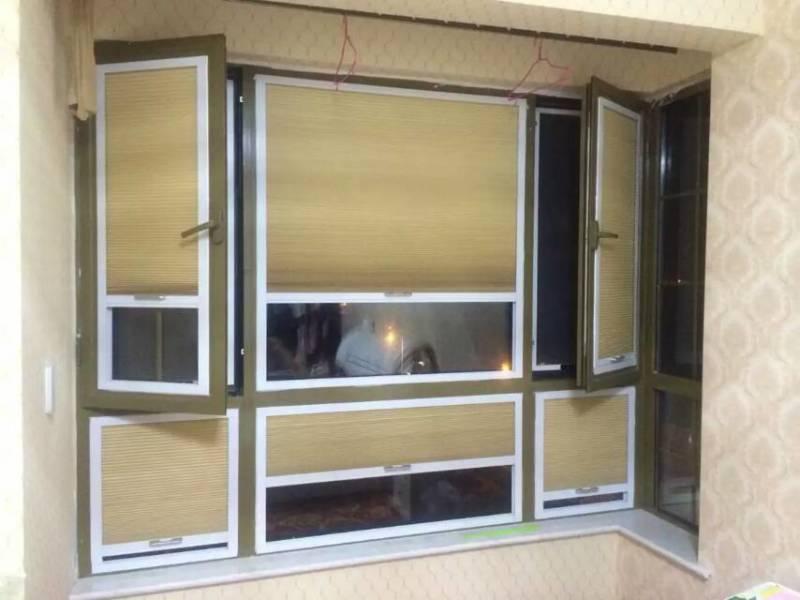 电动防雨棚-上海品牌好的蜂巢帘系列价格
