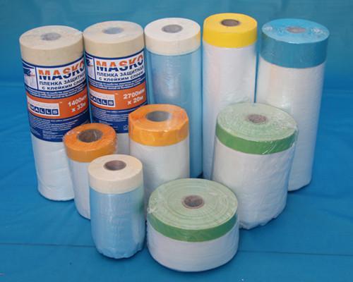 端部带胶带遮蔽膜哪里有供应 端部带胶带遮蔽膜价位