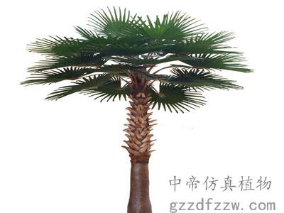 人造扇葵树哪家好|优质仿真棕榈树批发价格