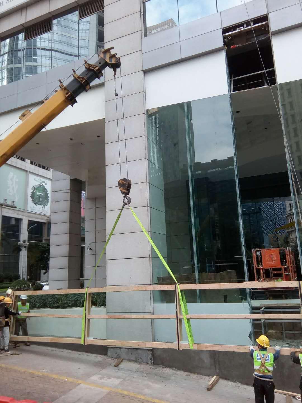 有口碑的超长玻璃安装服务商 更换幕墙玻璃安装多少钱