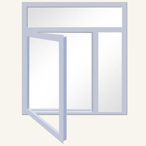 买专业的铝合金防火窗,就来盛安门窗-铝合金防火窗