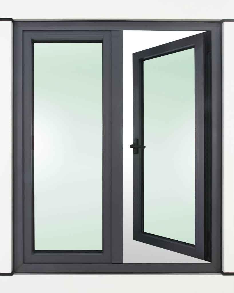徐州耐用的鋁合金防火窗出售_斷橋隔熱防火窗價格