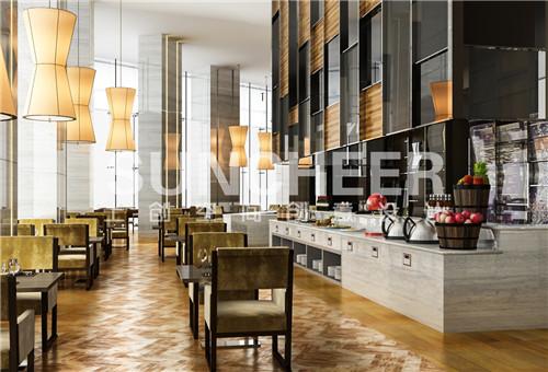 重庆酒店餐厅设计-重庆市餐饮设计推荐