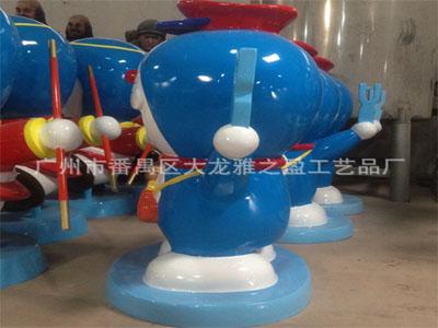 精致的卡通主題玻璃鋼雕塑推薦 卡通玻璃鋼雕塑廠家