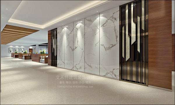 办公室多少钱|厦门艾禾特建筑装饰设计石材展厅设计服务信息
