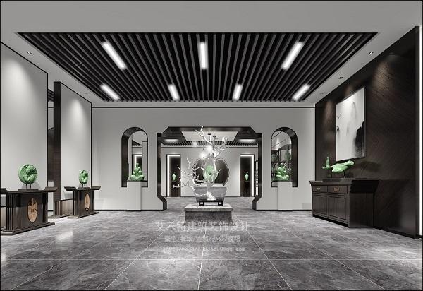 称心的办公室 可信赖的石材展厅设计服务哪里有