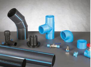 飞豪建材提供体系完善的联塑代理_专业安装热力管道