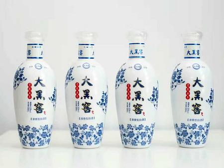 遼寧大黑窖白酒-凌海金城大黑窯酒業供應報價合理的大黑窖白酒