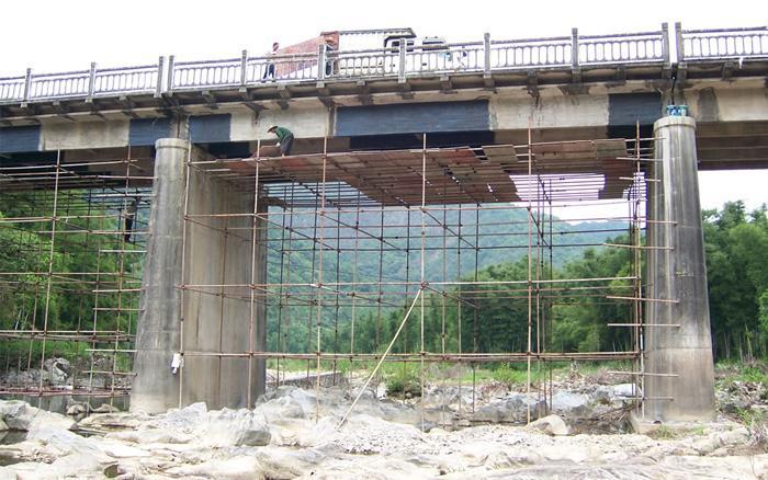 桥梁加固公司-找桥梁加固就来沈阳亿信德建筑加固翻新