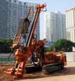水文仪器B 深圳市总统基础工程公司嵌岩机厂家