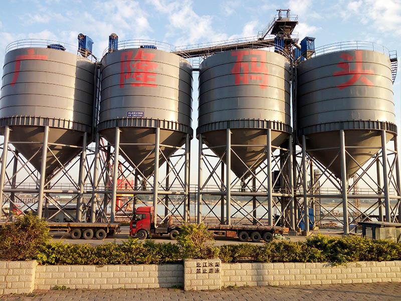 广隆码头专业提供船舶运输――码头网