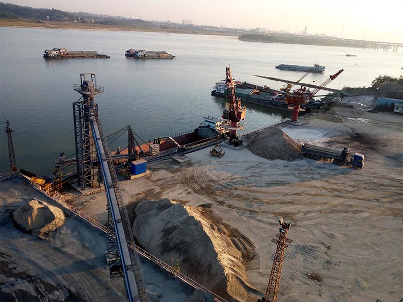 肇庆好的船舶运输哪里有-码头安全