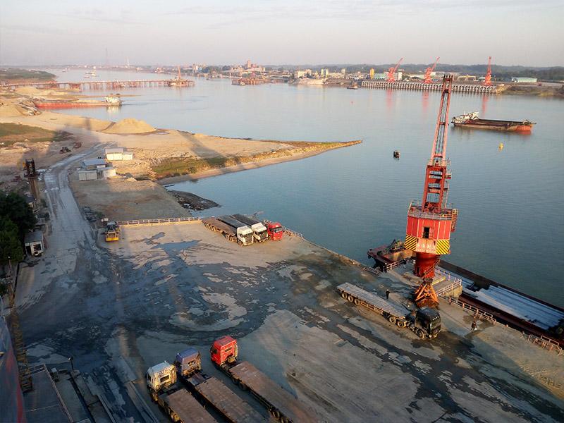 码头设计|广隆港务实业供应口碑好的船舶运输