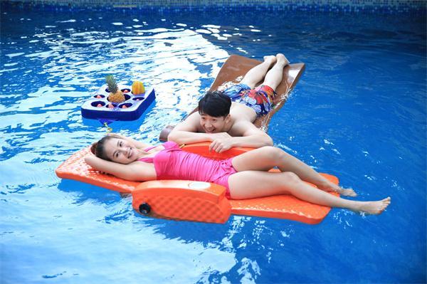 选购划算的浮床,就来上海水趣户外用品|广州水上浮床
