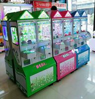 广州小爪精品娃娃机哪家的好,儿童抓娃娃机