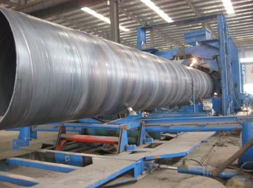 广东生产螺旋钢管厂家朗通螺旋钢管制造厂家