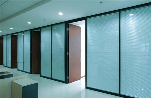 寶雞辦公室玻璃隔墻批發_西安品質西安高隔