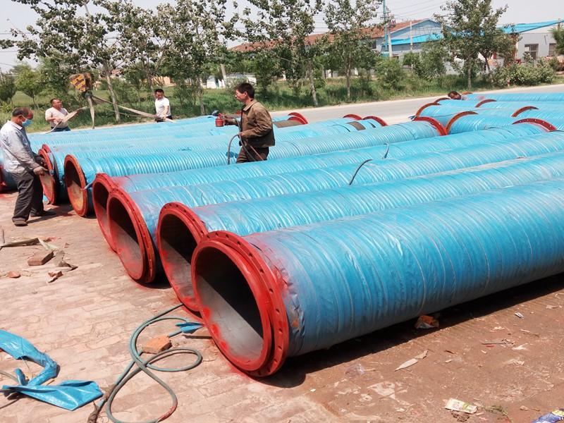 衡水哪里有供应报价合理的大口径排吸胶管——厂家低价格大口径排吸胶管