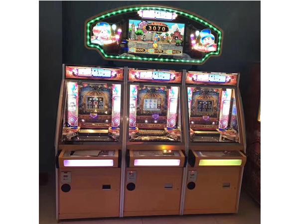 精致的超级马戏团|广东热销的退币机