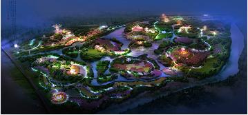 西安经验丰富的休闲农业设计服务_生态农场规划