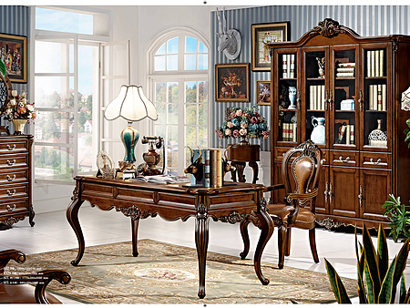沈阳欧圣美装饰材料公司_优质中式家具供应商|沈阳全屋定制外观
