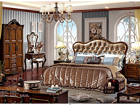 沈阳欧式家具,认准沈阳欧圣美装饰材料公司,沈阳定制家具