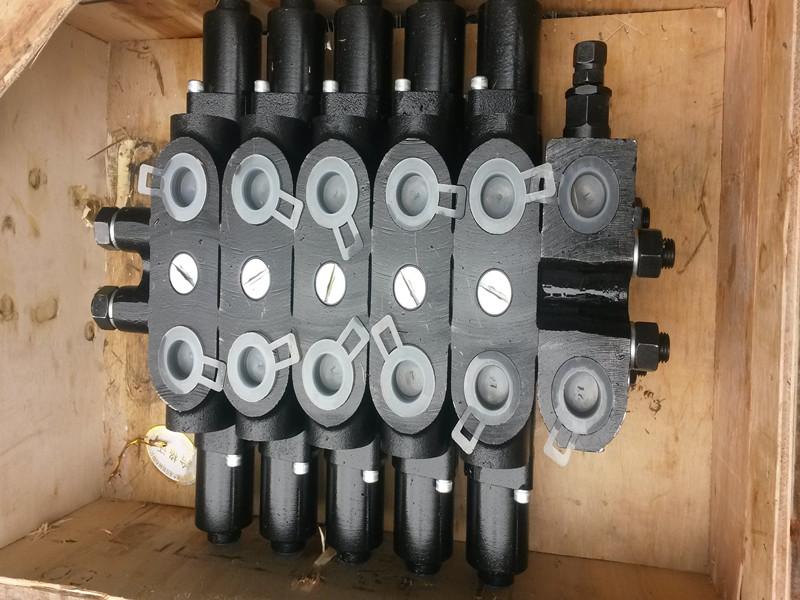 CDB-F15-8联多路阀_西安明松液压提供质量良好的液压多路阀