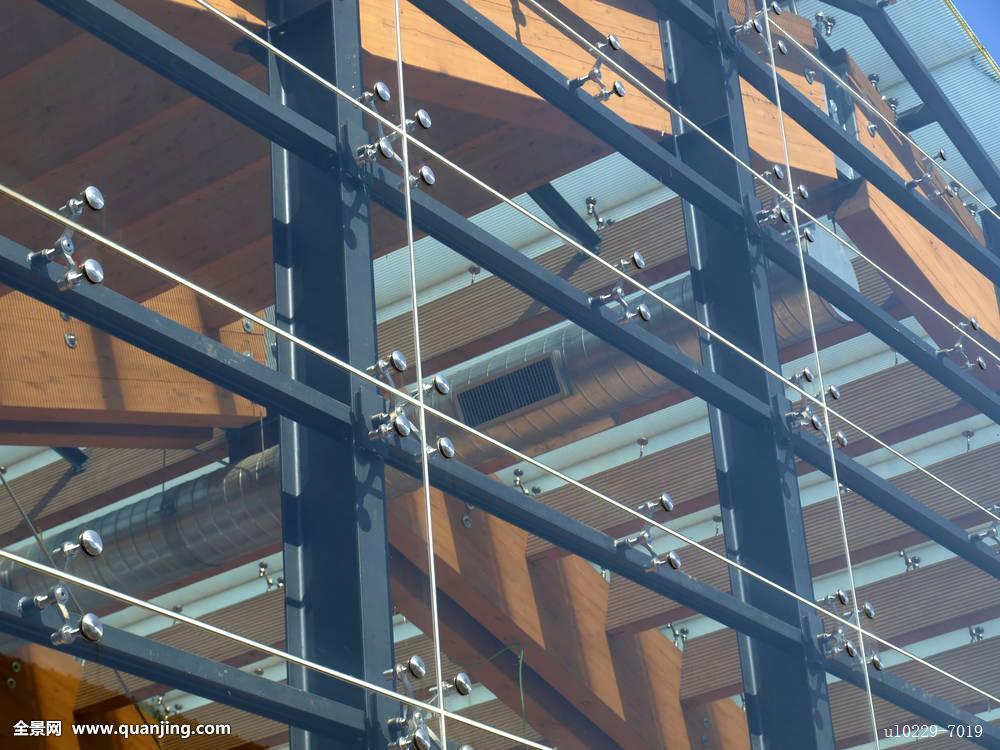 【天晶玻璃】 烟台玻璃幕墙 烟台玻璃幕墙安装