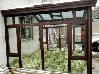 辽宁优质沈阳阳光房 塑钢窗批发认准沈阳泰裕铝塑型材