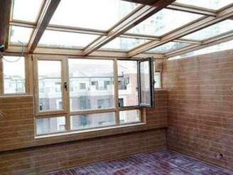 沈阳阳光房专业供货商 大连塑钢窗厂家