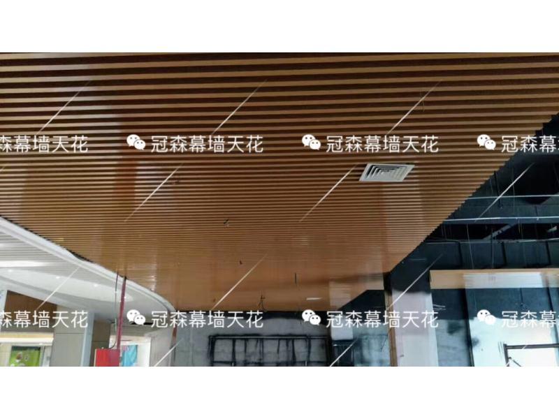 为您推荐冠森装饰材料质量好的幕墙天花-泉州幕墙天花