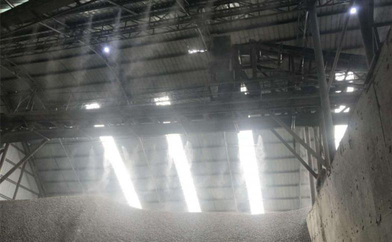广州喷雾除尘-宏日环保高性价喷雾设备出售