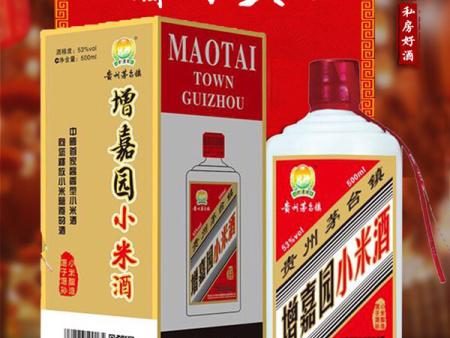 品�|高的小」米酒-赤峰超值的小米酒批售