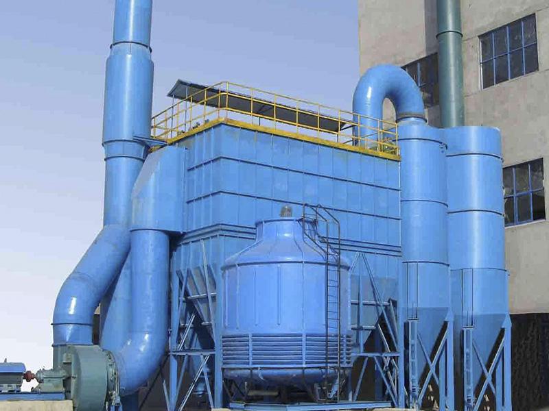 境塬环保设备物超所值的布袋除尘器出售 河南布袋除尘厂家