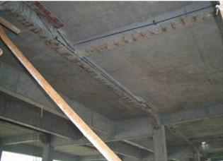 预应力碳纤维板加固