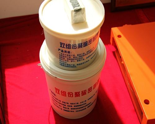厂家专业生产单双组份聚硫密封胶密封膏聚氨酯密封膏