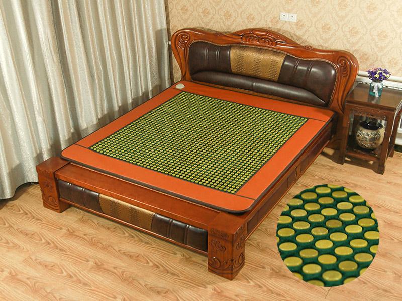 鞍山玉石床垫供应商推荐——辽宁玉石床垫哪家好