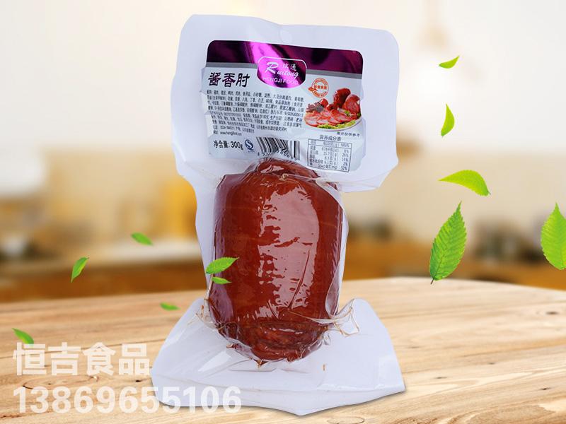 山東醬香肘生產廠家-濰坊哪裏有實惠的醬香肘供應