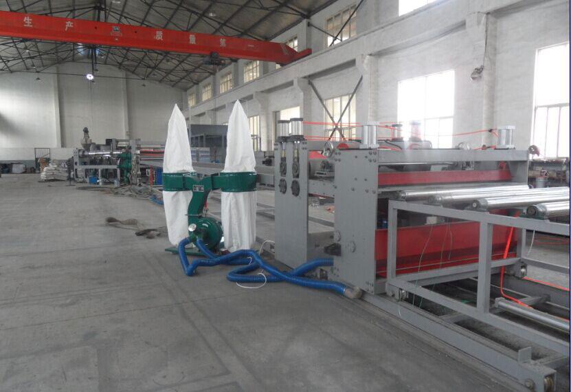 好的塑料建筑模板生产线推荐 实惠的塑料建筑模板生产线