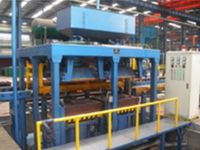 铁型覆砂厂家批发 价位合理的铁型覆砂造型机主机供销