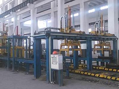 全国铁型覆砂-浙江的半自动铁模覆砂铸造生产线供应