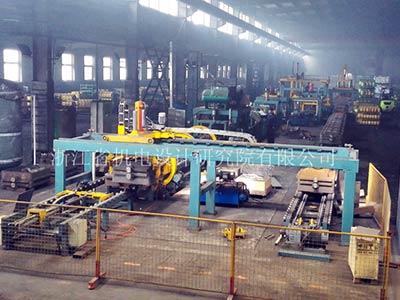 铁型覆砂铸造设备厂家推荐-杭州高性价自动化刚性输送铁型覆砂铸造生产线批售