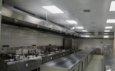 广西排油烟风管价格-热荐高品质厨房油烟净化系统质量可靠