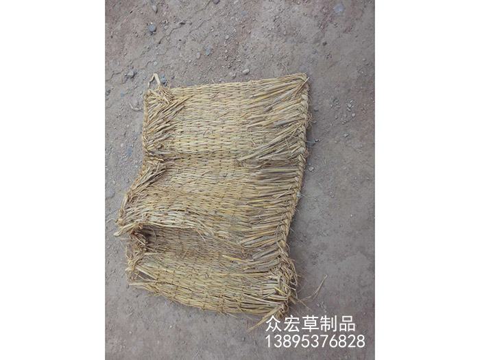 陕西草袋价格|众宏草制品供应同行中优良的陕西草袋