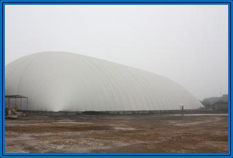 充气膜结构哪里定做 青岛充气膜结构厂商