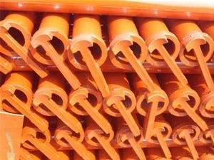 兰州架子管租赁_兰州林盛建材提供专业的钢管扣件
