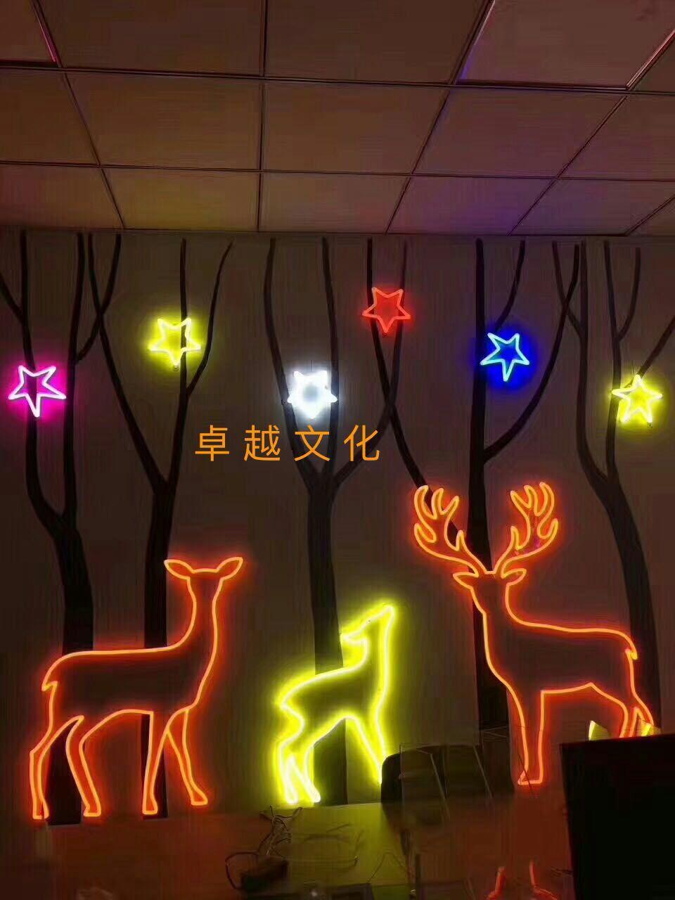 深圳室外霓虹灯-耐用的霓虹灯河南供应