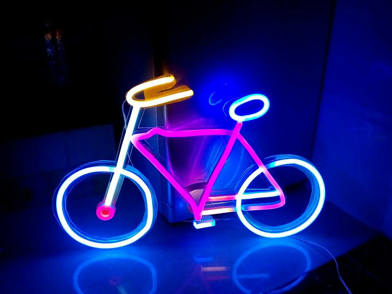 河南lED霓虹灯带-品质好的霓虹灯标牌批发出售