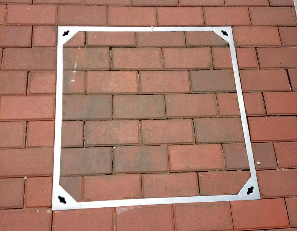 盤錦地溝蓋板-買口碑好的隱形井蓋,就來沈陽凱地井蓋