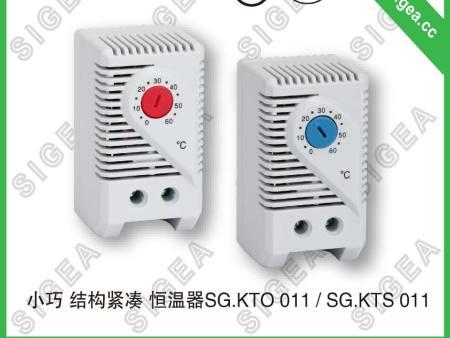 恒溫器配電柜機箱專用溫度控制器-大量供應價位合理的可調節溫控器